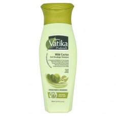 Šampūnas su kaktusų ekstraktu Dabur Vatika 200ml