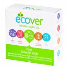 Indaplovių tabletės Ecover 500g (25 tab.)