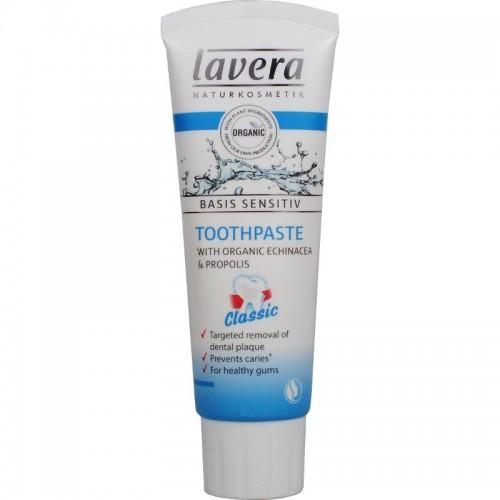 Dantų pasta Lavera Basis Sensitive 75ml