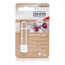 Lūpų balzamas Beauty&Care LAVERA 4.5g - Nude spalva