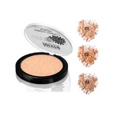 Mineralinė kompaktinė pudra Lavera Honey 03