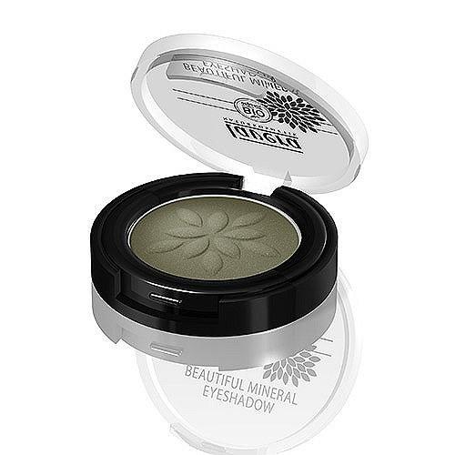 Mineraliniai akių šešėliai Lavera 2g Green Olive spalva Nr.6