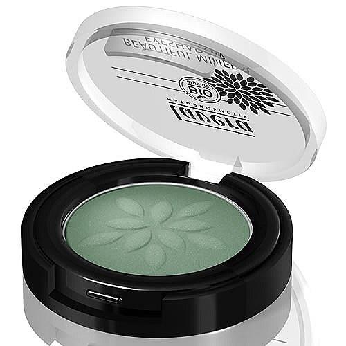 Mineraliniai akių šešėliai Lavera 2g Mystic Green spalva Nr.12