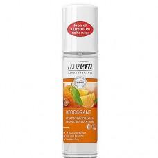 Purškiamas dezodorantas su apelsinais ir šaltalankiais Lavera 75ml