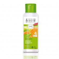 Šampūnas su apelsinų pieneliu Lavera Volume 200ml