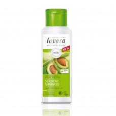 Šampūnas su migdolų pieneliu Lavera Sensitive 200ml