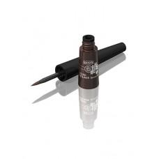 Skystas akių kontūro pieštukas Lavera 3,5ml Ruda spalva Nr.2
