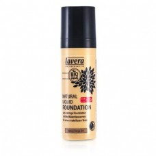 Skystas makiažo pagrindas Lavera Trend Sensitive 30ml Honey Beige