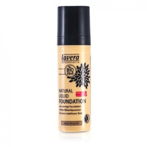 Skystas makiažo pagrindas Lavera Trend Sensitive 30ml Honey Beige