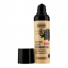 Skystas makiažo pagrindas Lavera Trend Sensitive 30ml Honey Sand