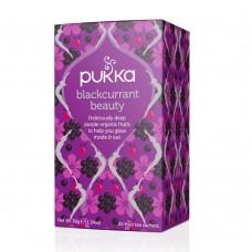 Ekologiška arbata Pukka blackcurant beauty 20pak.